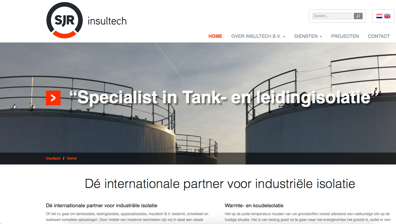 SJR Insultech - Urenregistratie software