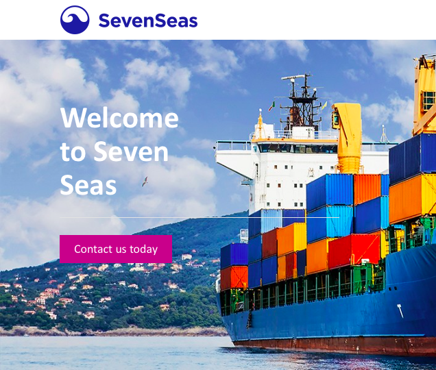 SevenSeas Group - Logistieke software